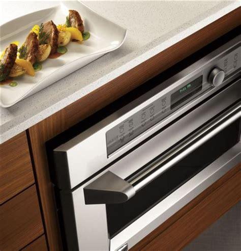 zscjss monogram  advantium speed cook wall oven  stainless steel