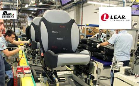 Lear will produce seats Fiat 500X | AutoEdizione.com
