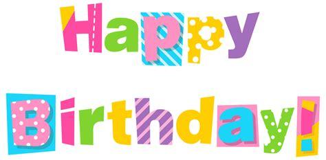 birthday label design happy birthday transparent png