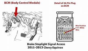 Installing Stop Light Switch For Supplemental Braking