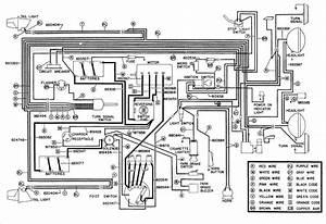 1998 Yamaha Electric Golf Cart Wiring Diagram 24548 Getacd Es