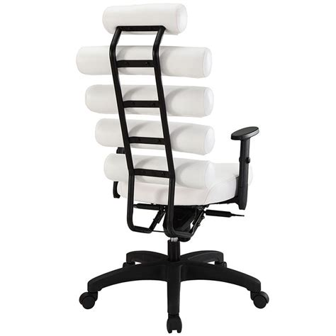 unique ergonomic pillow high back executive swivel office