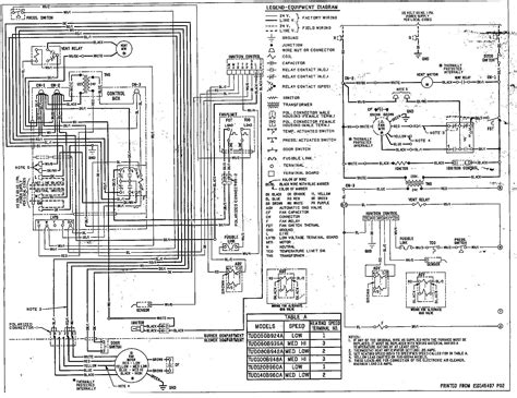 trane furnace wiring diagram free wiring diagram