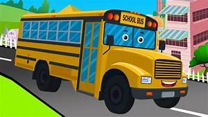 Kids Channel Sc... School Bus