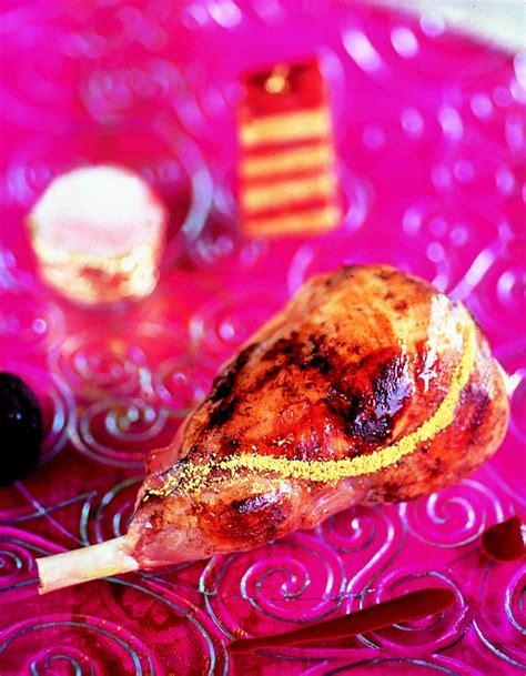 comment cuisiner le foie de lotte délice de lapin doré au millefeuille de chorizo et foie