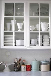 Oceanside glass tile backsplash transitional kitchen for What kind of paint to use on kitchen cabinets for tea and coffee wall art