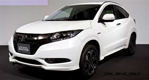 cool hybrid cars cool honda vezel hybrid previews possible 2015 civic cuv