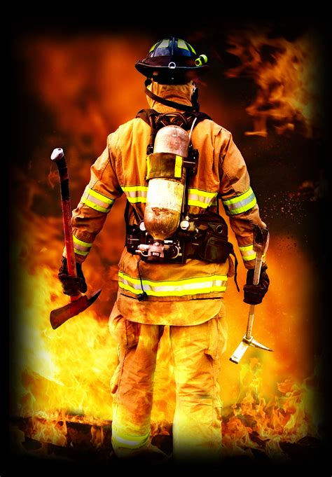 gun safe decals large firefighter