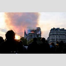 How You Can Help Rebuild Notre Dame Cathedral After The Fire  Travel + Leisure