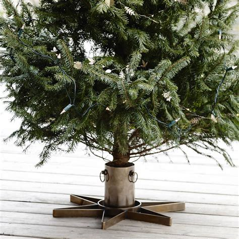 libra christmas tree stand by rowen wren