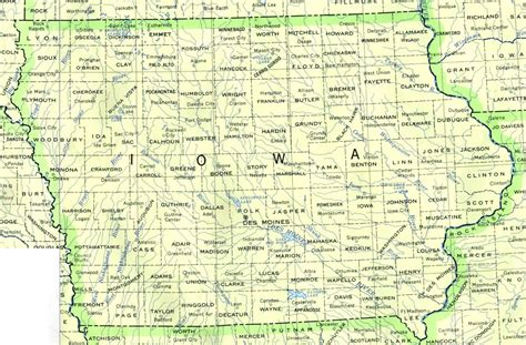 Iowa Maps - Perry-Castañeda Map Collection - UT Library Online
