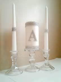 personalized wedding candles candles beautiful unity candle set design wedding stuff wedding unity candles
