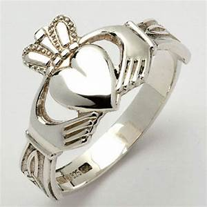 Irish wedding rings sets wedding inspiration for Irish wedding rings claddagh