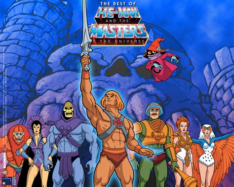 15 He-man And The Masters Of The Universe Hd Wallpapers