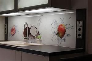 Fliesenspiegel Küche Ideen : sehr gute ideen glasr ckwand k che nach ma und kuche ~ Michelbontemps.com Haus und Dekorationen