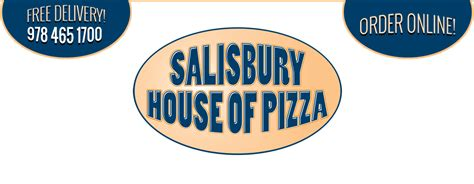 salisbury house of pizza salisbury house of pizza takeout restaurant pizza