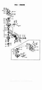 Tanaka Tht-200 Parts Diagram For Assembly 1