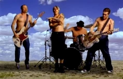 Promotional Californication Red Hot Chili Peppers