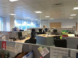 Empty office | Lost and Desperate