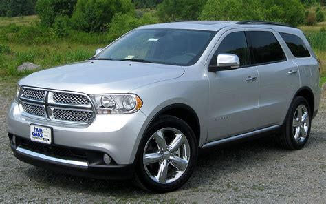 Chrysler Durango by Dodge Durango Wikip 233 Dia