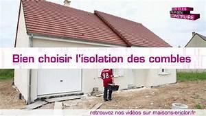 quelle isolation choisir pour construire sa maison youtube With quelle materiaux pour construire sa maison