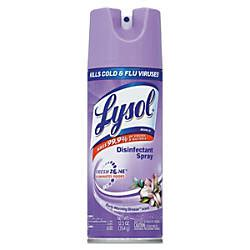 Lysol Disinfectant Spray Early Morning Breeze 12.5 Oz Pack