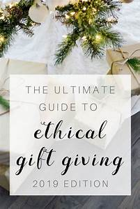 Ethical Gift Ideas For Everyone On Your List