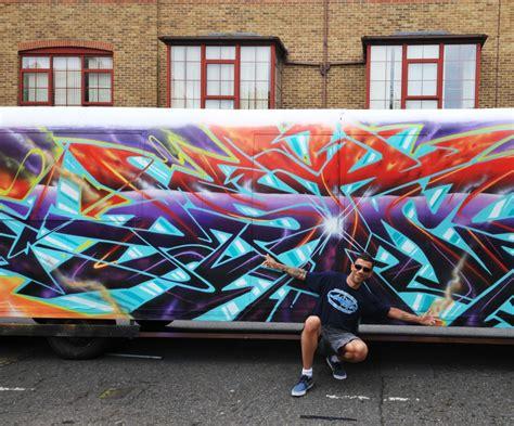 Graffiti Uk :  Graffiti Art Workshops Community Murals