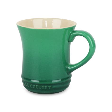 le creuset stoneware tea mug oz fennel cutlery