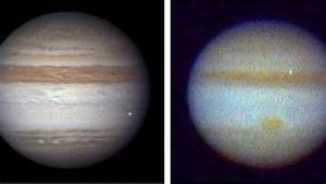2013 Asteroid Hits Jupiter - Pics about space