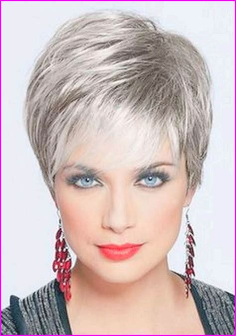 Best Short Haircuts for Women over 60 Best Short Haircuts