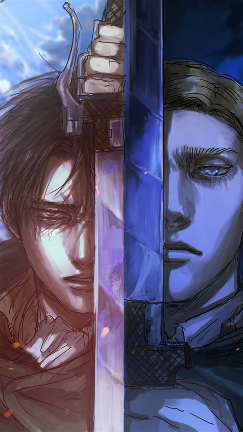Looking for the best levi attack on titan wallpaper? Aot Levi Wallpaper (64+ images)