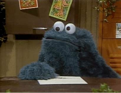 Cookie Monster Quotes Confused Sesame Street Kermit
