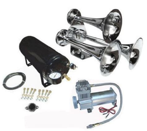 Loud Horn Kits For All Types Of Vehicles