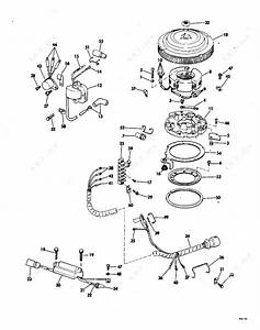 Johnson 1978 55 - 55el78s  Ignition System