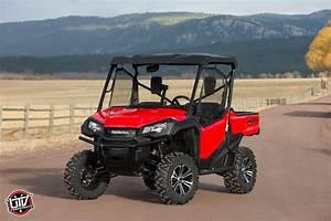 Test Ride  2016 Honda Pioneer 1000