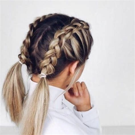 quick  minute hairstyles  school