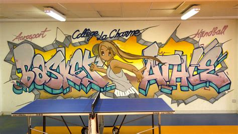 l atelier salle de sport decoration de la salle de sport atelier graffiti