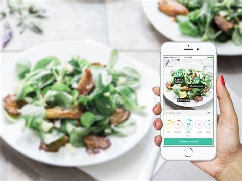 appli cuisine on a testé foodvisor l 39 application mobile qui compte les