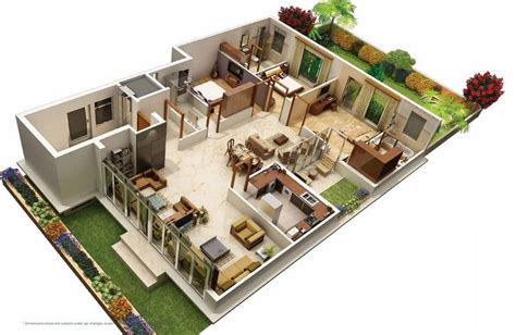 awesome villa floor plan  images plan pinterest