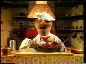 Muppet Show Swedish Chef Meatballs