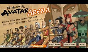 Games For Teenagers Avatar Arena