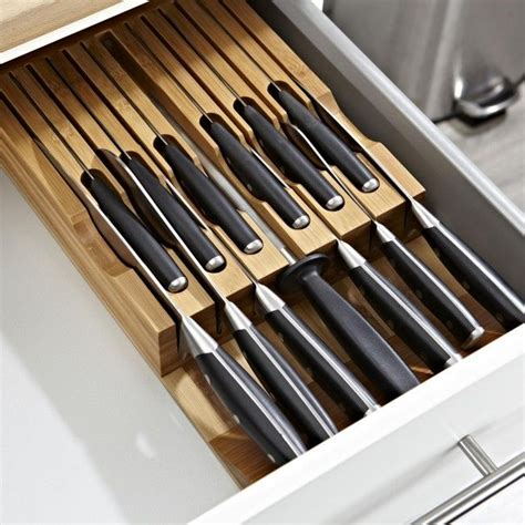 Kitchen Knife Drawer by Housewares Kitchen Gadgets Bakeware Cookware Storage