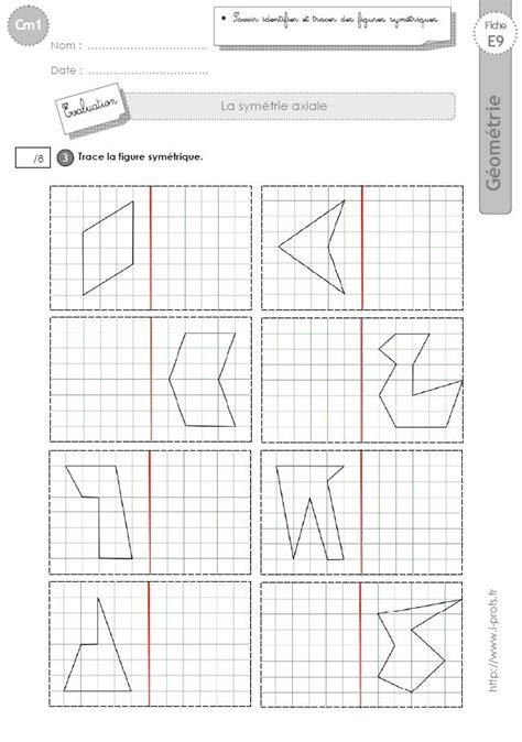 cm evaluation la symetrie axiale ce ce symetrie