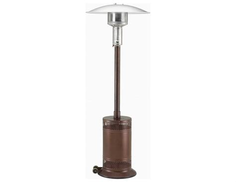 patio comfort antique bronze steel infrared propane heater