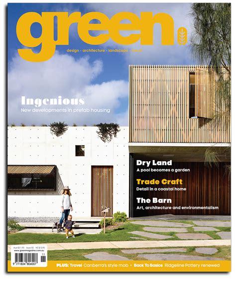 Issue 52 Green Magazine
