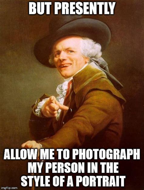 Portrait Meme - let me take a selfie imgflip