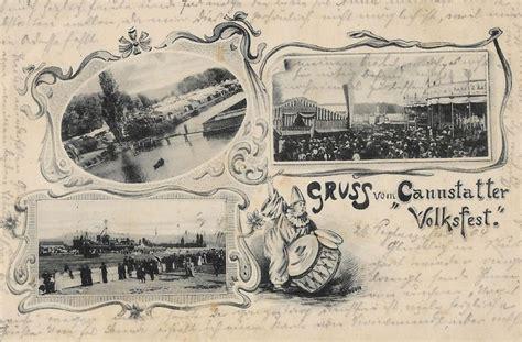 """Diese seite enthält eine übersicht aller saisonspiele für den verein vfb stuttgart in chronologischer reihenfolge. Diese Karte stammt aus dem Jahr 1900: """"Cannstatt-Stuttgart ..."""
