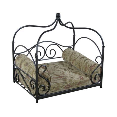 pet bed 4d concepts 11101 canopy pet bed atg stores