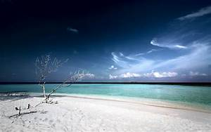 Beach White Sand Wallpaper Fullscreen PC #2516 Wallpaper ...